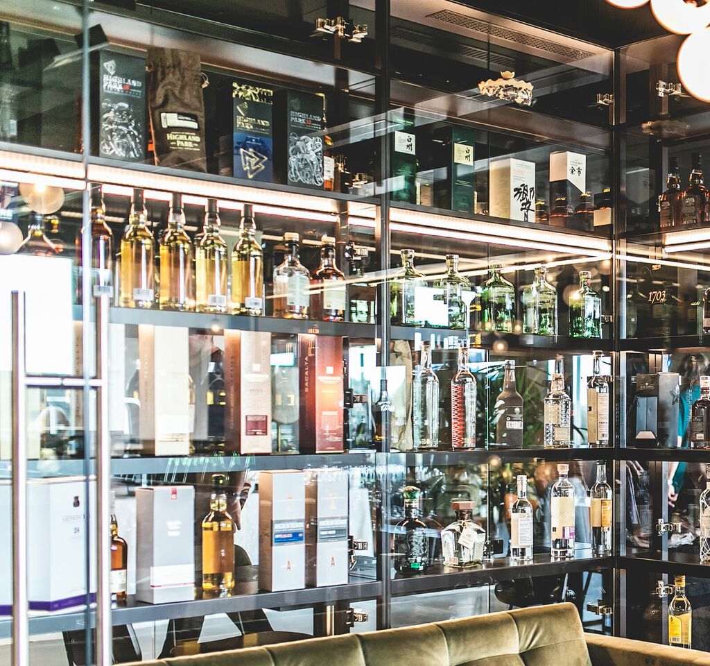 Ruotker's House of Whiskey, Gin and Rum