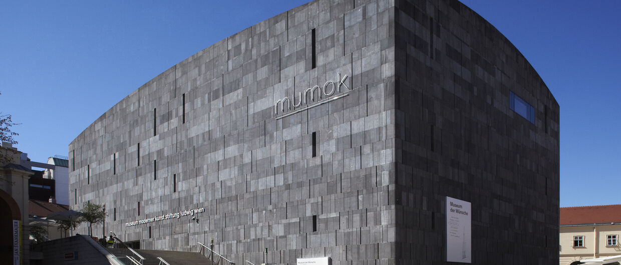 The museum of modern art (Mumok)