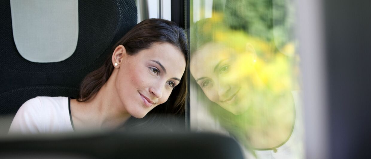stressless travel with the Austrian Railways