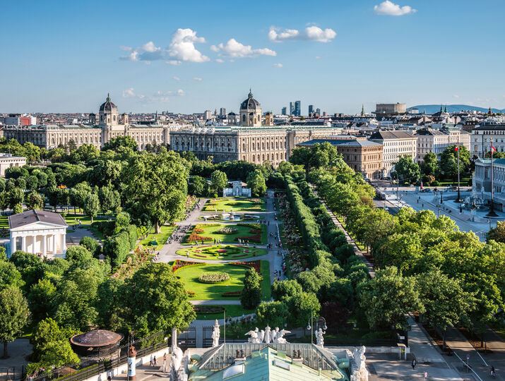 Vienna - city with best living quality in the world